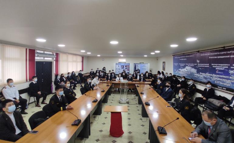 Cостоялась встреча администрации института со студенческим сообществом