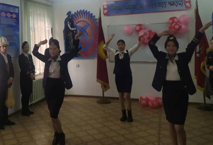 В рамках празднования Международного дня родного языка в КАИ им. И. Аб...