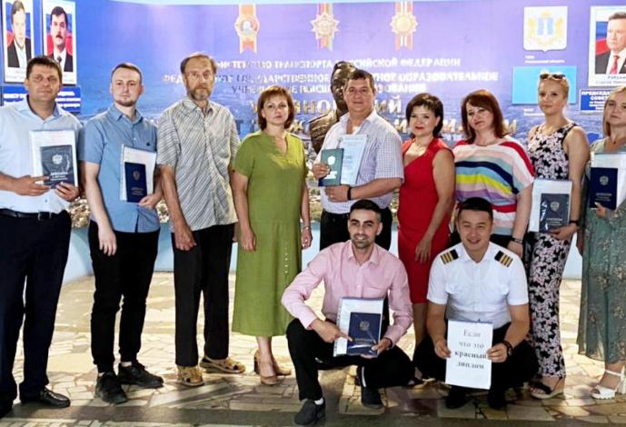 Наш сотрудник окончил Ульяновский институт гражданской авиации